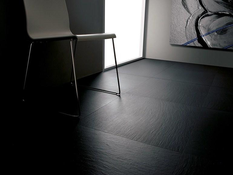 Black Ardesia Porcelain Tiles