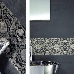 graphite 60x60 porcelain tiles