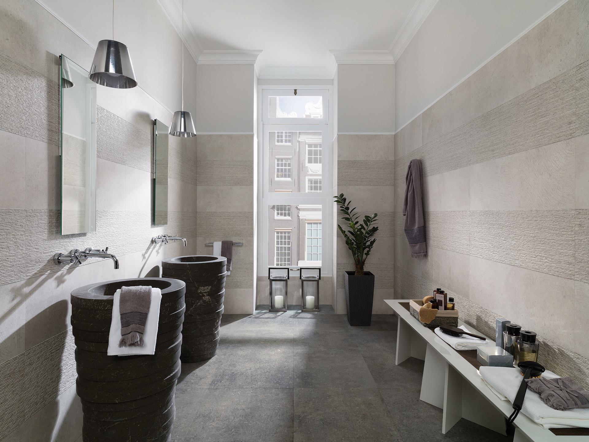 porcelain tile bathroom designs