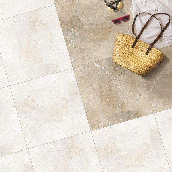 Atlantis-Beige-high gloss porcelain tiles