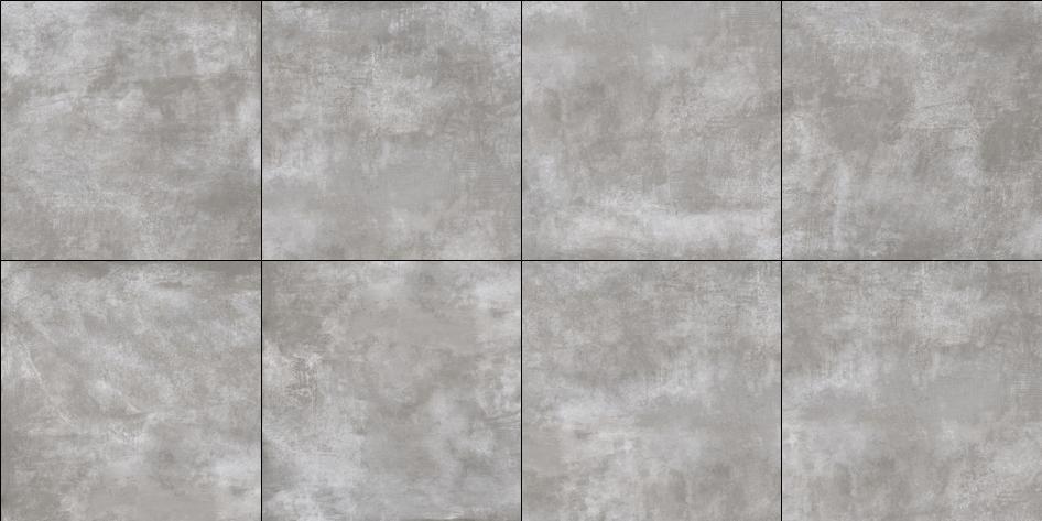 Cemento Paris High Gloss Size 60x60cm Top Ceramics