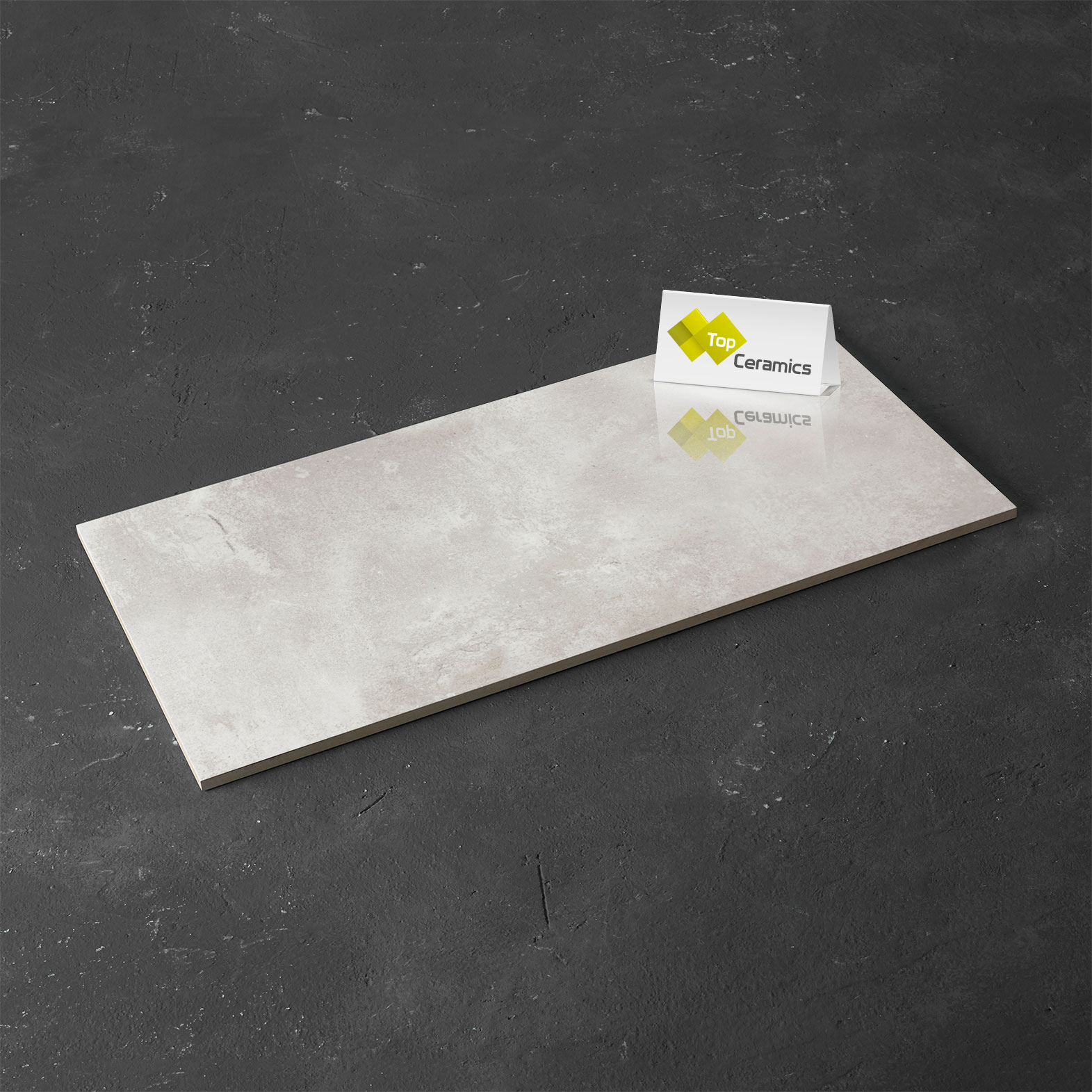 Cemento canberra high glosssize 60x30cm top ceramics porcelain tiles dailygadgetfo Images