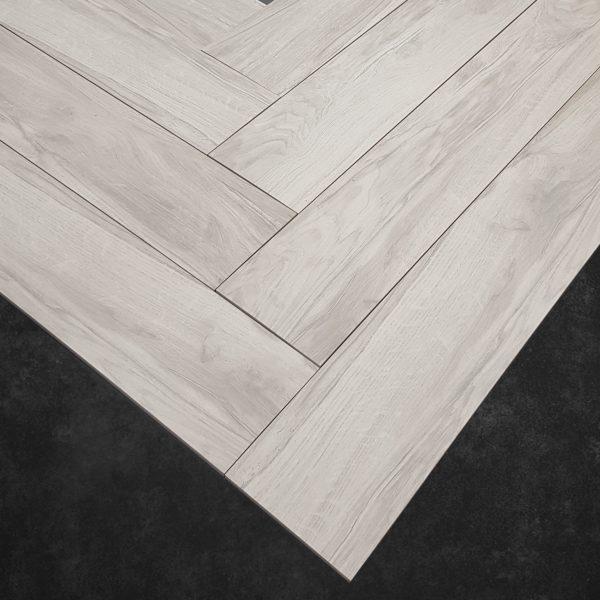 wood grey porcelain tiles