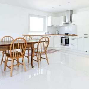 Ice white high gloss 80x60
