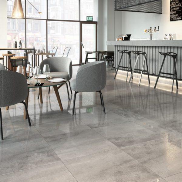 Cemento Lisbon High Gloss 60x60