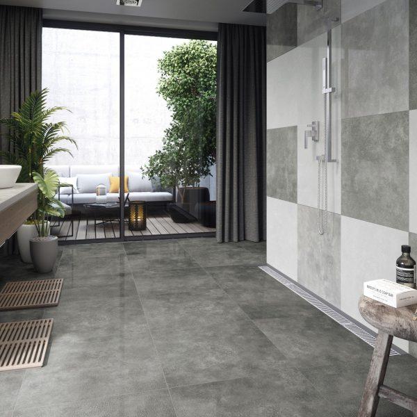 cemento paris high gloss 80x80